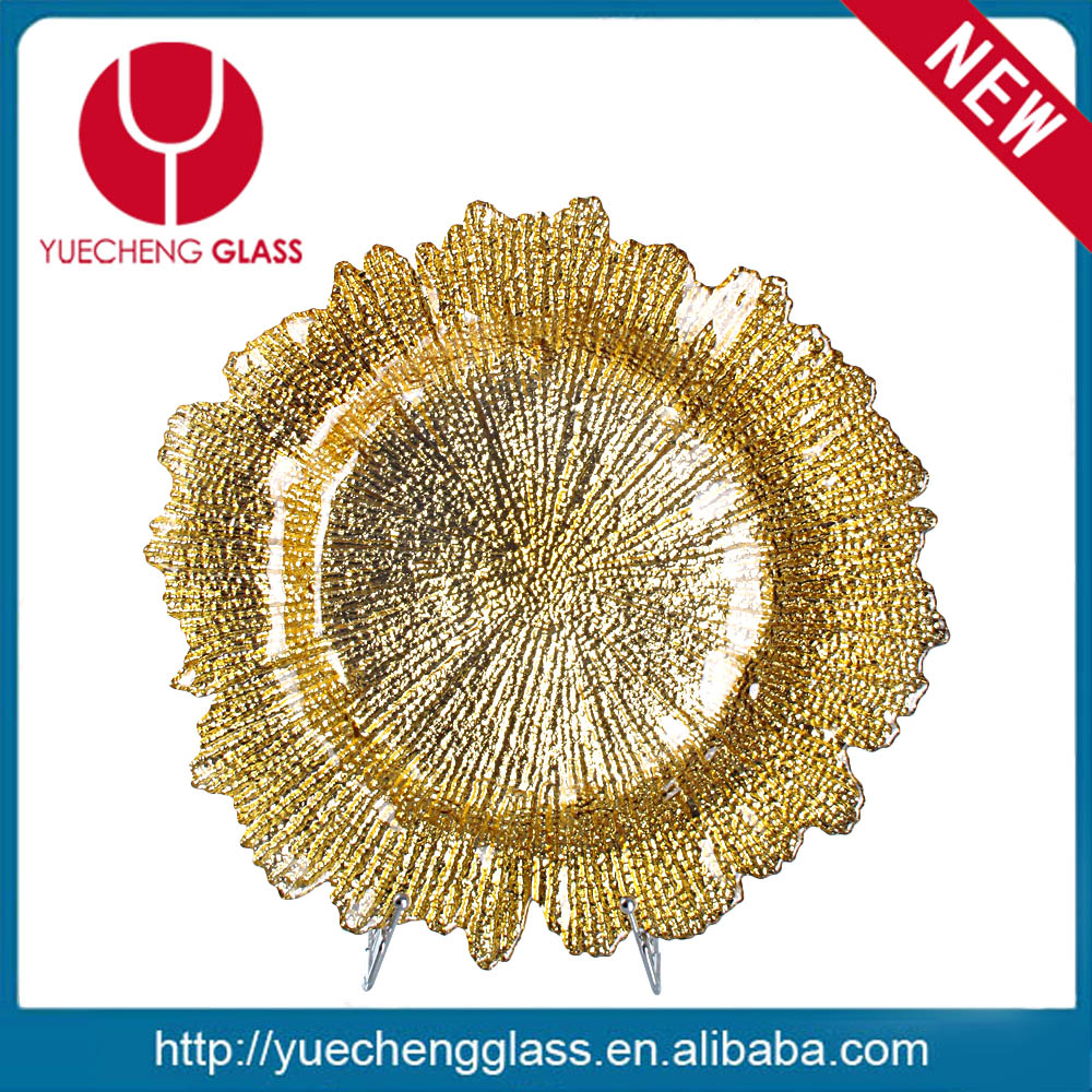Glass Charger Plates Wholesale Wholesale Charger Plate Suppliers