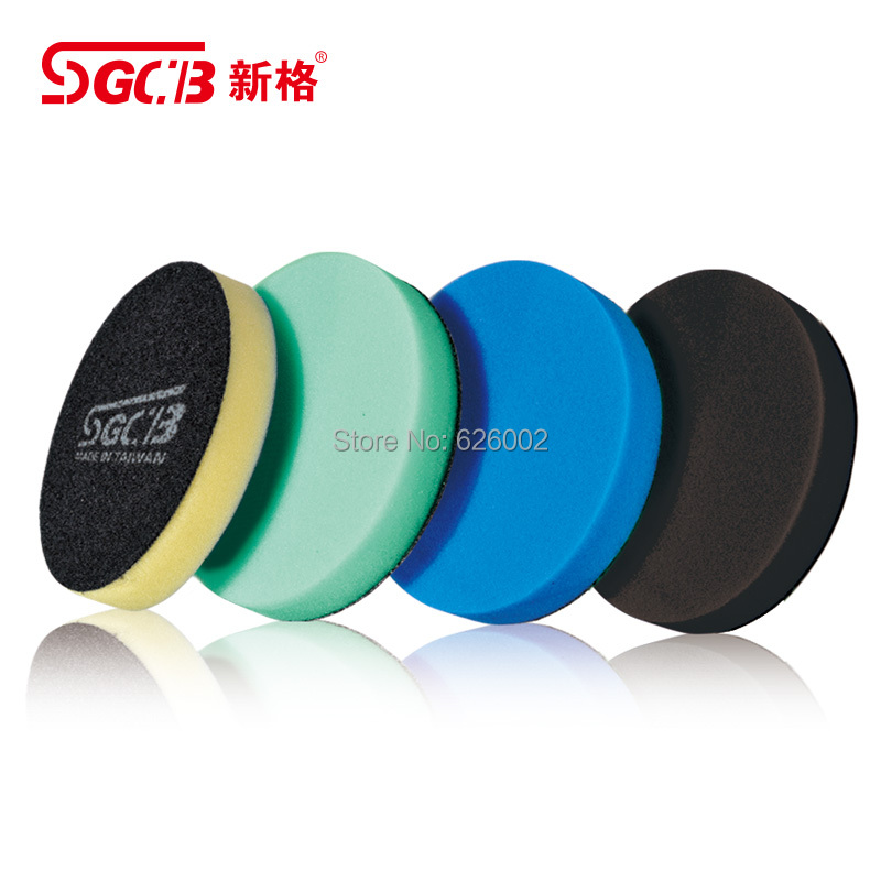 3 pcs vert bleu noir pneumatique cire ponge voiture polisseuse tampons ongles miroir meule. Black Bedroom Furniture Sets. Home Design Ideas