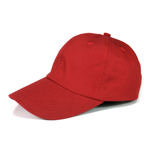 Factory Outlet New Design Promotional Cotton Baseball Cap