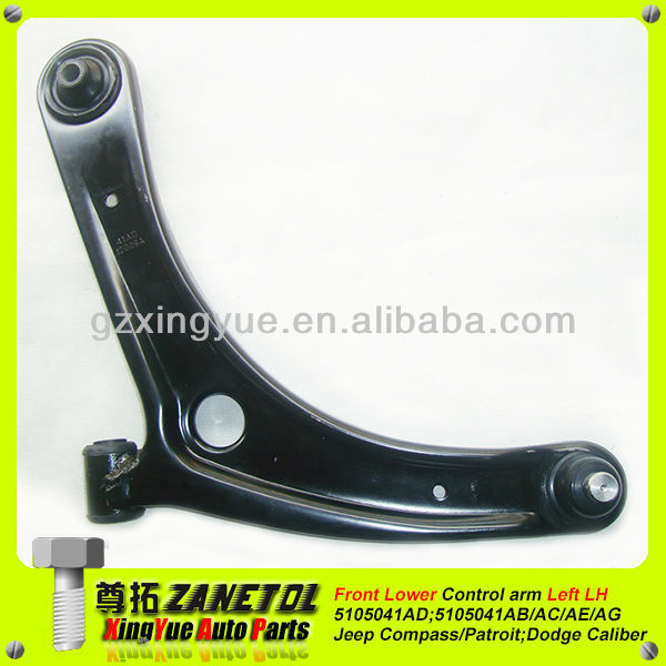 Auto Front Lower Suspension Arm/Control arm left LH 5105041AD;5105041AB/AC/AE/AG for Jeep Compass/Patriot;Dodge Caliber