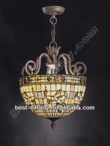 Stained glass hanging lamp and pendant *CLP171