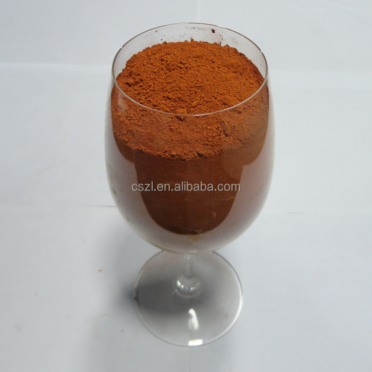 wholesale concrete/asphalt/cement pigment Iron Oxide Brown 663