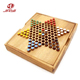 Creative Design Handmade Box Wooden Tournament Chess Set