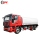 Euro 4 emission standard 3 axle 20000 Litres IVECO water tank truck