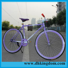 Fixed gear 26 inch classical fashionable bike