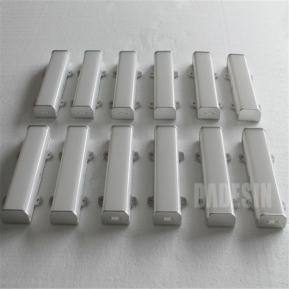CNC machining silicon moulding small quantity prototype