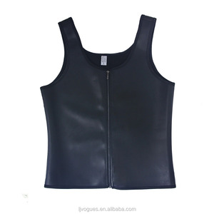 2015 Slim Singlet Belly Underwear latex cheapest Corset wholesale men's belt slim belly vest