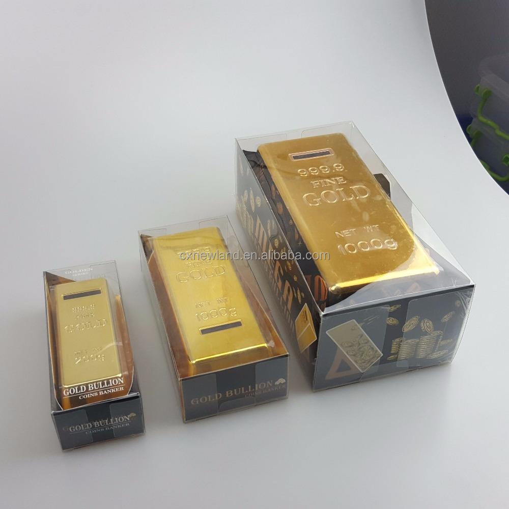Finden Sie Hohe Qualität Gold Bar Sparbüchse Hersteller und Gold Bar ...