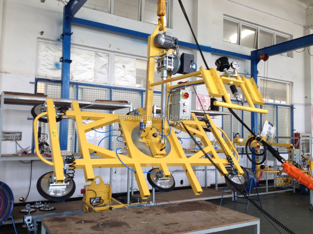 4 Cups Glass Vacuum Lifter Buy Vacuum Lifter 4 Cups 4