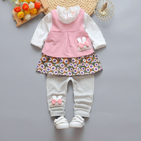 China pretty wholesale pretty boutique newborn baby girl clothing for child