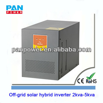 Low frequency double conversion sine wave heart interface inverter