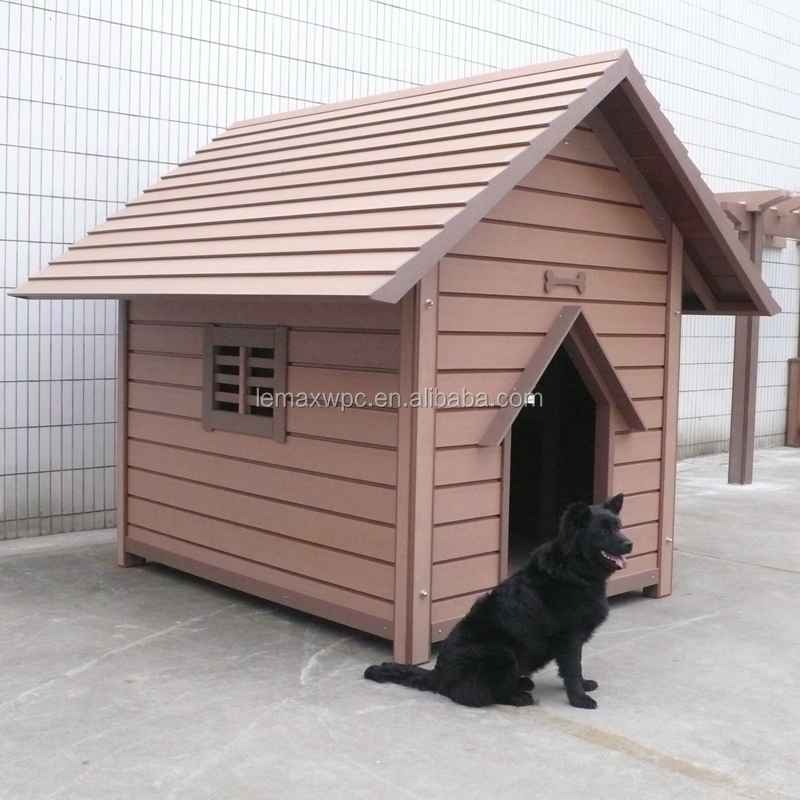Volume produce popular best selling wooden waterproof dog kennel wholesale