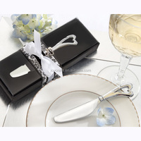 Wedding Return Gifts Spread the Love Chrome Spreader Tableware