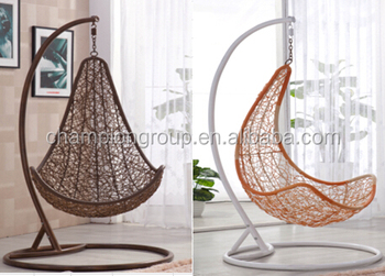 Outdoor Swing Chair For Adultsrattan Outdoor Swing Hanging Chair