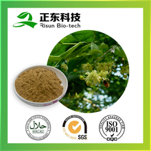 100% organic real herbs ratio 10:1 Linden Flower Extract