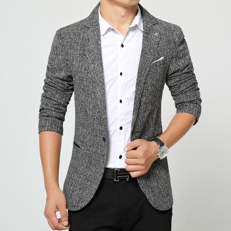 The Blazer. Dressier than sports jackets but not as formal as a suit, the blazer serves as a nice middle ground piece that elevates outfits nicely without going overboard. The blazer that we recognize today has origins in the early 's.