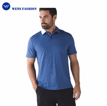 Dry Fit Slim Fit Embroidered Custom Men Polo T Shirt Men 100% Cotton