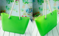 Newest style silicone cheap handbags free shipping for promotion