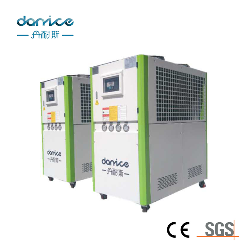 China Professional Panasonic Compressor 8 ton Air Cooling Chiller