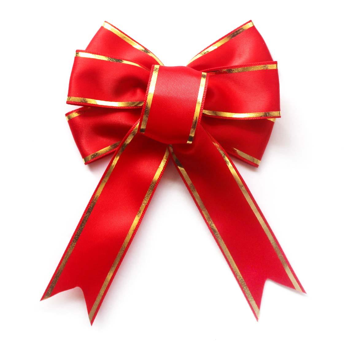 2018 wholesale christmas ribbon bows buy christmas fabric ribbon