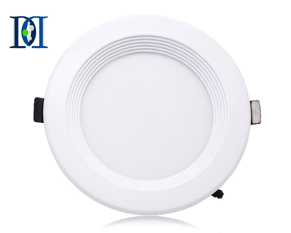 10w 15w 24w led lighting recessed led downlight dimmable downlight