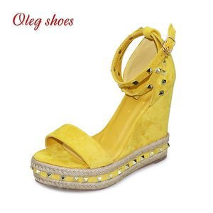04ea2a52238 Womens Sandals With Wedge Heel Wholesale