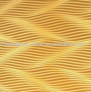 MDF Carved board(MDF waving board)