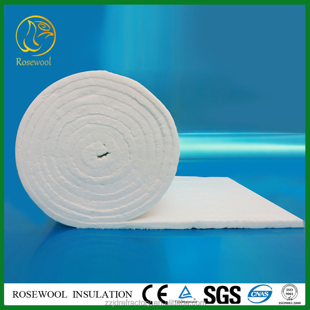 ISO certificate henan insulation products manufacturer ceramic fiber goods