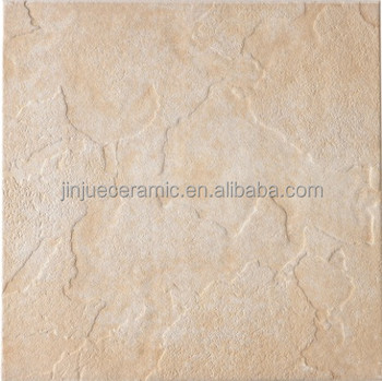Top Grade Drawing Room Rustic Floor White Unglazed Ceramic Tile In