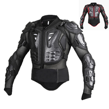 YOUME Genuine Motorcycle Jacket Racing Armor Protector ATV Motocross Body Racing Protection Jacket Moto Protective Clothing