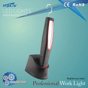 Charging state indication led multifunctional work light