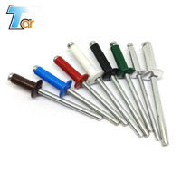China factory aluminum pop blind rivet