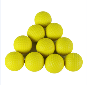 Factory price direct 2 layers 3 layers Tournament Golf ball