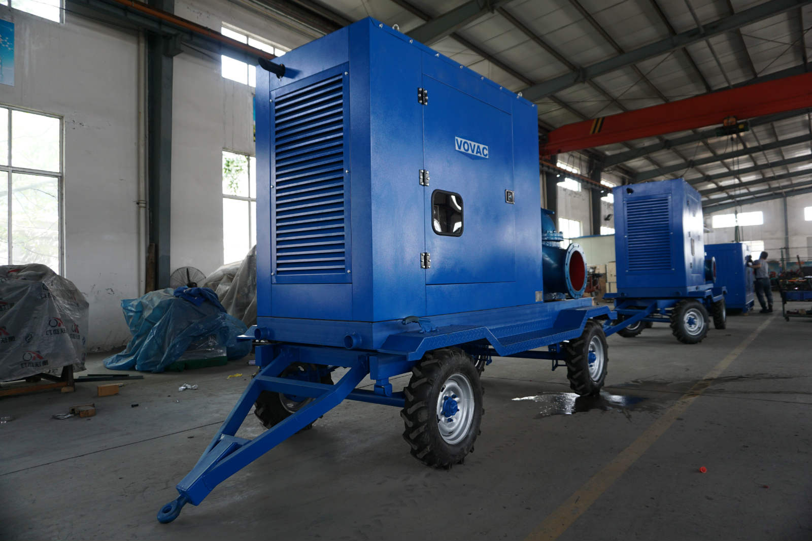 132KW Chinese Diesel Water Pump Set weith high quality