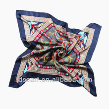digital print scarves stole shawls thin 100% silk scarves SYS-008# summer scarves