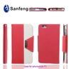China manufacturer wholesale cheap new flip phone case cover for iphone 6
