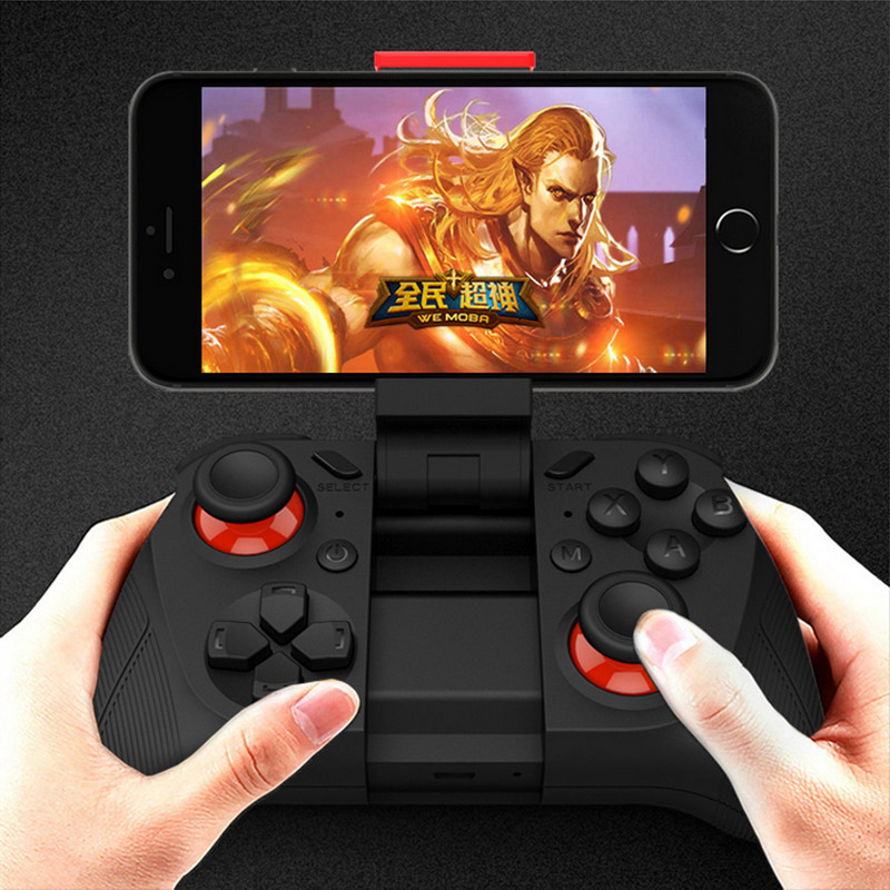 Wireless Bluetooth Universal Double Rocker Joystick Game Controllers