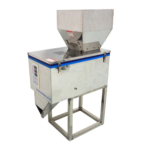 YTK-W999S 25-999g coffee weighing filling machine coffee bag filler grain weighing machine