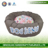 BSCI qqpet factory dog bed manufacturers wholesale pet products natural pet nest bed