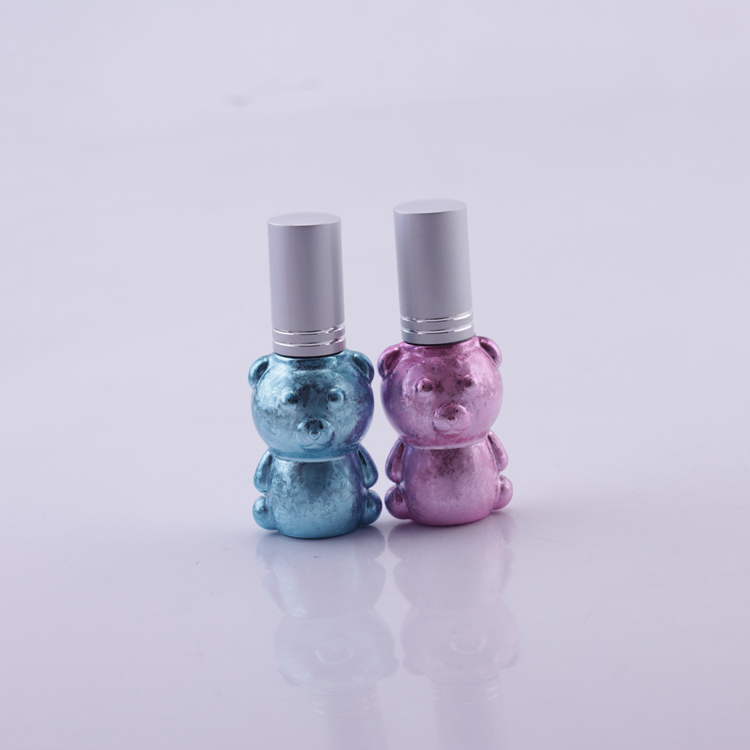 15ml OEM premium perfume glass bottle reuse with beauty small sprayer