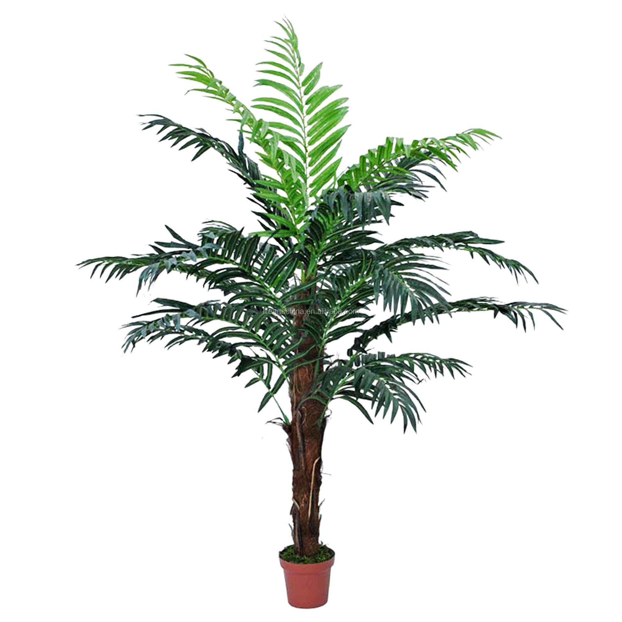 Artificial Palm Tree, Large Indoor And Outdoor Plant