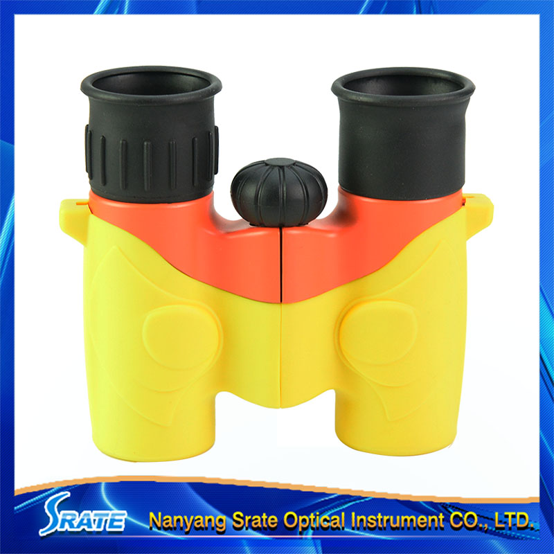 Outdoor sports Good quality portable 8X21 kids promotional gift binoculars telescope D0821A