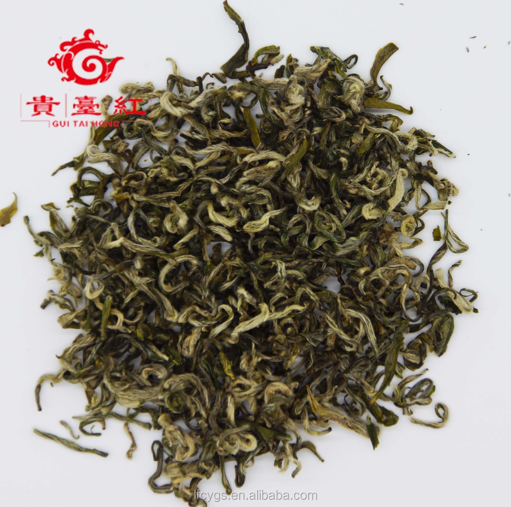 2017 hot selling chinese green tea best famous green tea brands