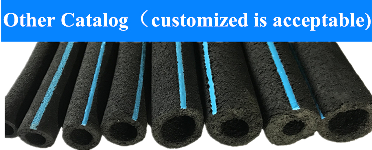 micropore rubber bubble diffuser aeration hose for aquaculture D16-3.0
