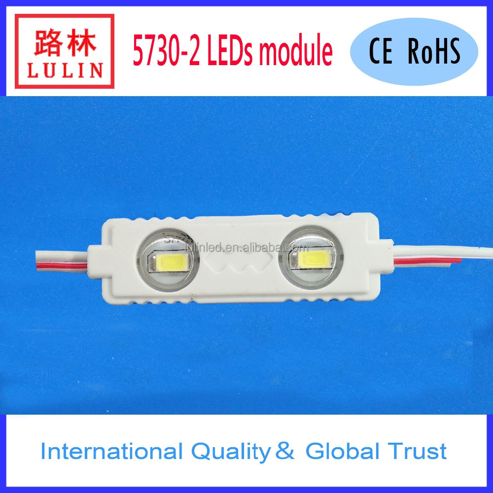 High Quality Led Module12v 0.96w 5730 Smd Led Module With 3m Adhesive for Advertising Letter Chanels