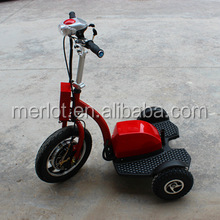 EEC Certification 500W zappy 3 wheel electric scooter picture