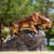 Hot Sale life size Bronze Panther Statue Sculpture