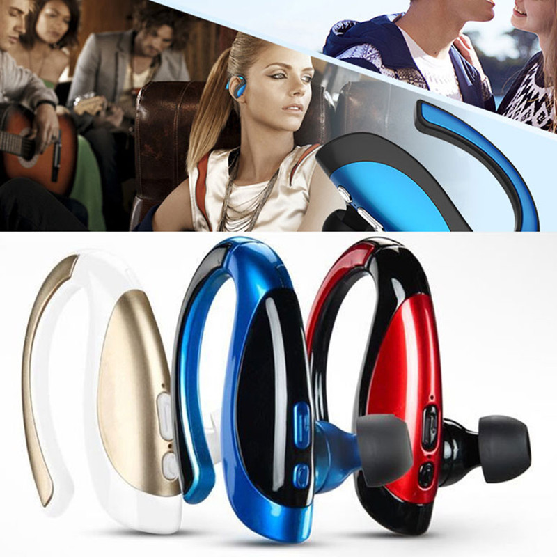 Wireless Earphone <strong>Bluetooth</strong> 4.1 In-ear Sport Headphone X16 Stereo Headset for Phone