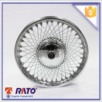 Hot sale high quality 70cc front motorcycle wheel