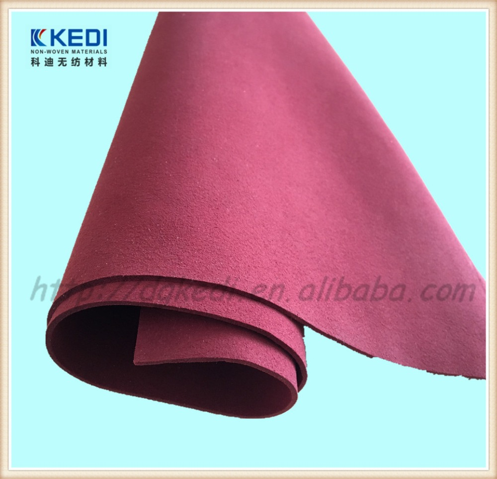 100% acrylic Microfiber fabric 100% polyester micro fleece fabric faux suede for sofas